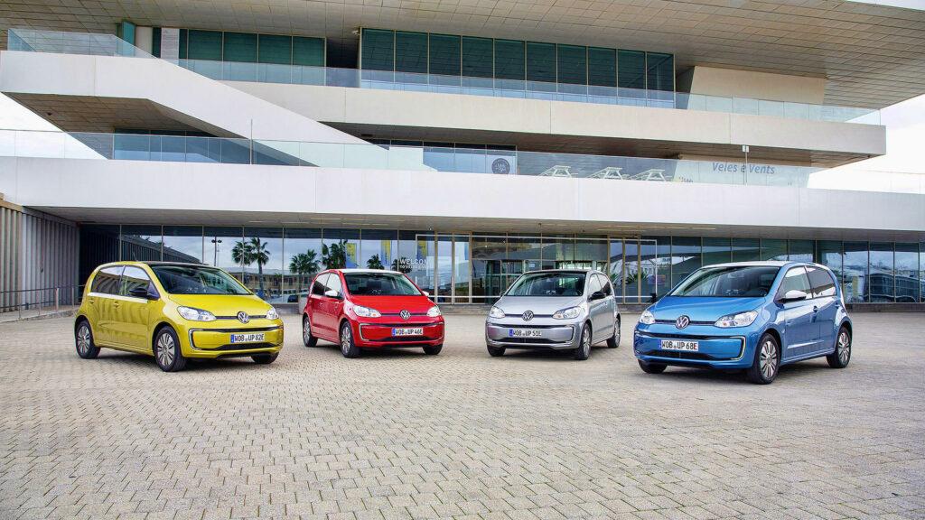 Volkswagen betaalbare elektrische auto instapmodel betaalbaar