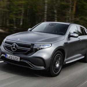 Mercedes EQC verkoopcijfers flop
