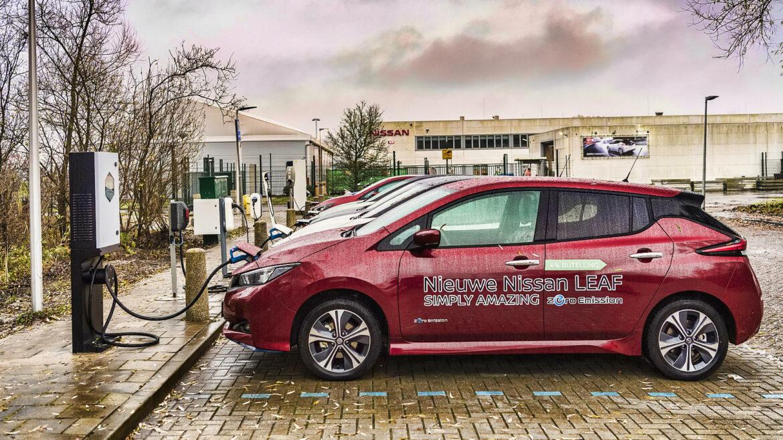 Nissan, TenneT en Envision gebruiken blockchaintechnologie om elektriciteitsaanbod te balanceren