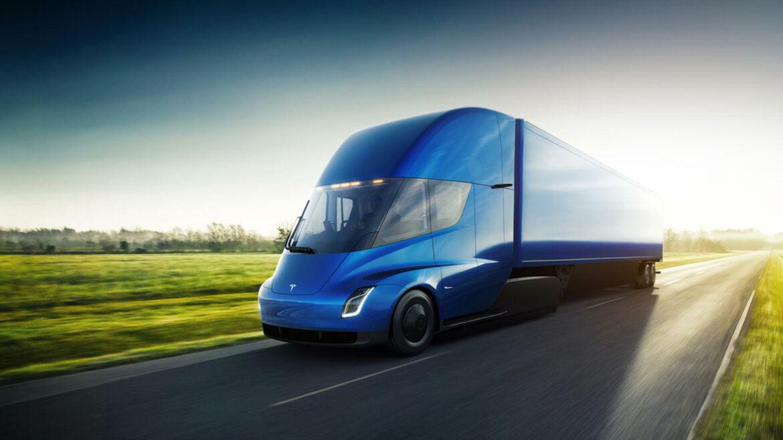 Tesla Semi elektrische truck