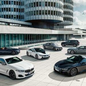 BMW elektrische 5-serie en 7-serie