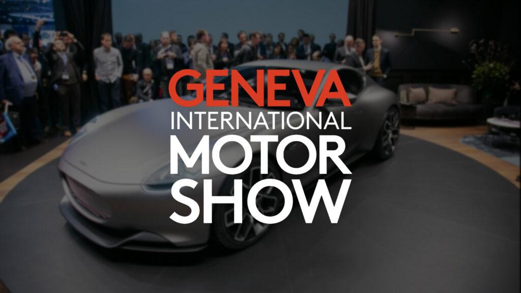 Autosalon van Genève 2020