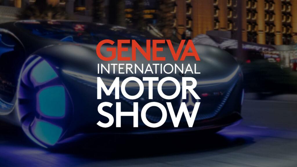 Autosalon van Genève 2020 - Conceptcars