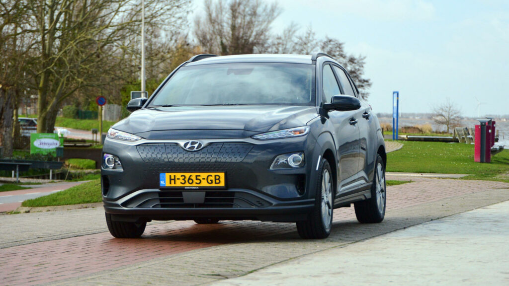 Hyundai Kona Electric model 2020