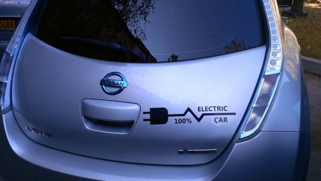 budgettaire effecten fiscale stimulering elektrische auto's