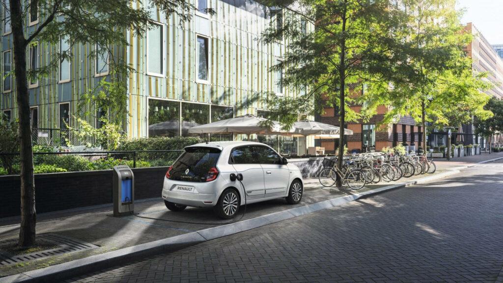 Elektrische Renault Twingo Z.E.