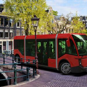Tribus Movitas elektrische stadsbussen
