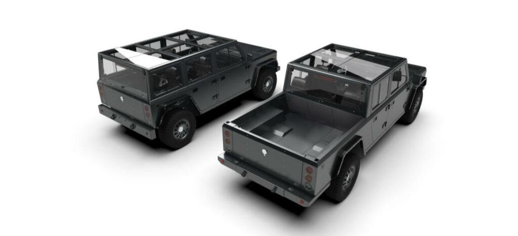 Bollinger Motors B1 en B2