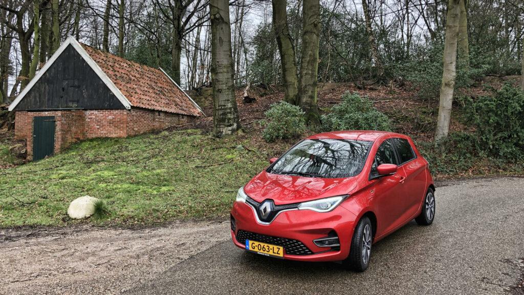 Renault Zoe duurtest