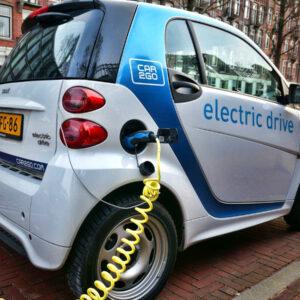 onderzoek elektrisch rijden CO2-uitstoot
