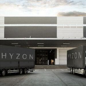 Hyzon Motors waterstoftrucks