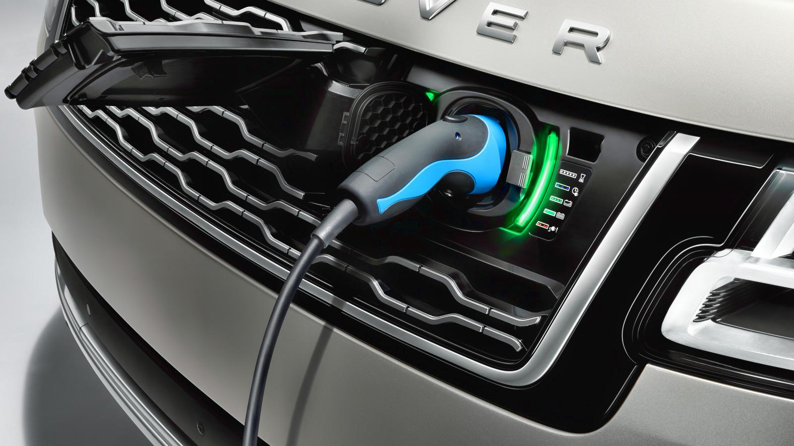elektrificatie Jaguar Land Rover