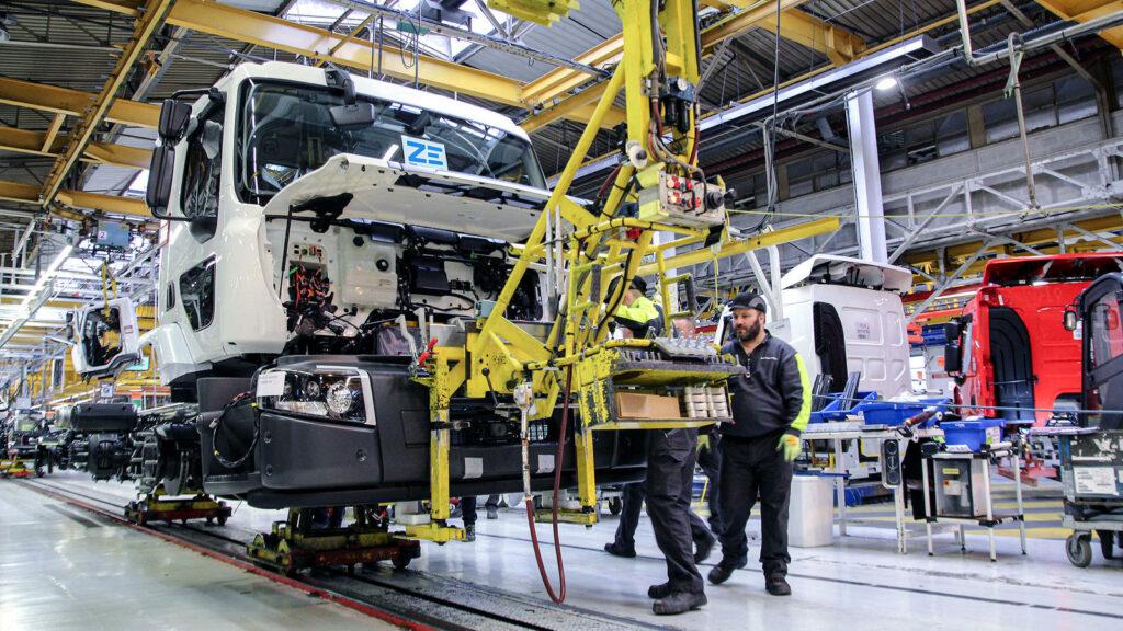 Renault elektrische trucks