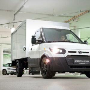 Deutsche Post DHL Group staakt productie StreetScooter elektrische bestelwagens