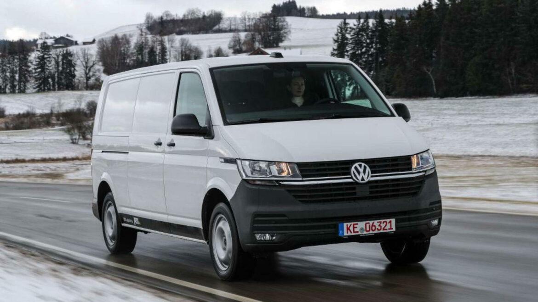 elektrische Volkswagen Transporter