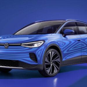 Volkswagen ID.4 elektrische SUV