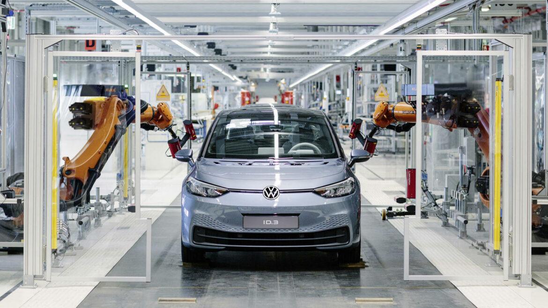 autofabrikanten verbrandingsmotor elektrisch