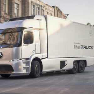 Volvo en Daimler joint venture waterstoftrucks