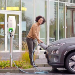 Eneco Mobility Coronacrisis minder laadtransacties elektrische auto's