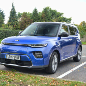 Kia e-Soul Urban Car of the Year