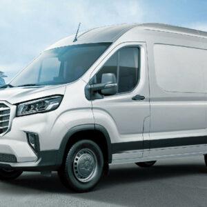 SAIC Maxus Deliver elektrische bestelwagens