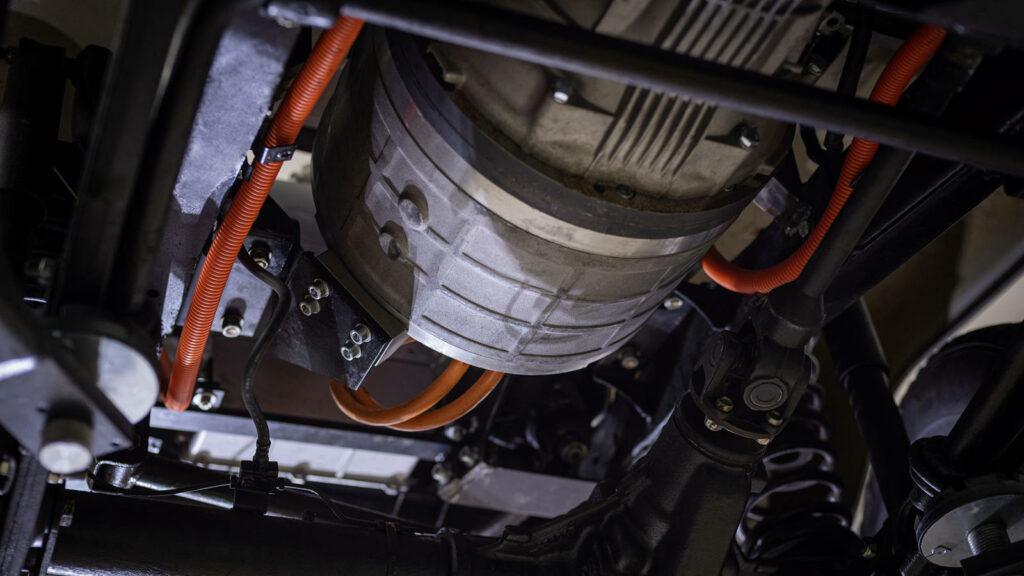 MW Motors Spartan elektrische terreinwagen