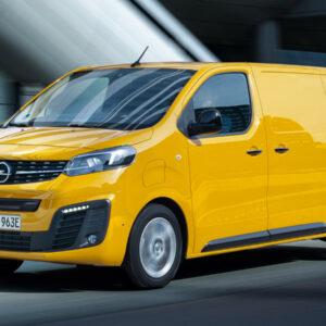 elektrische Opel Vivaro-e