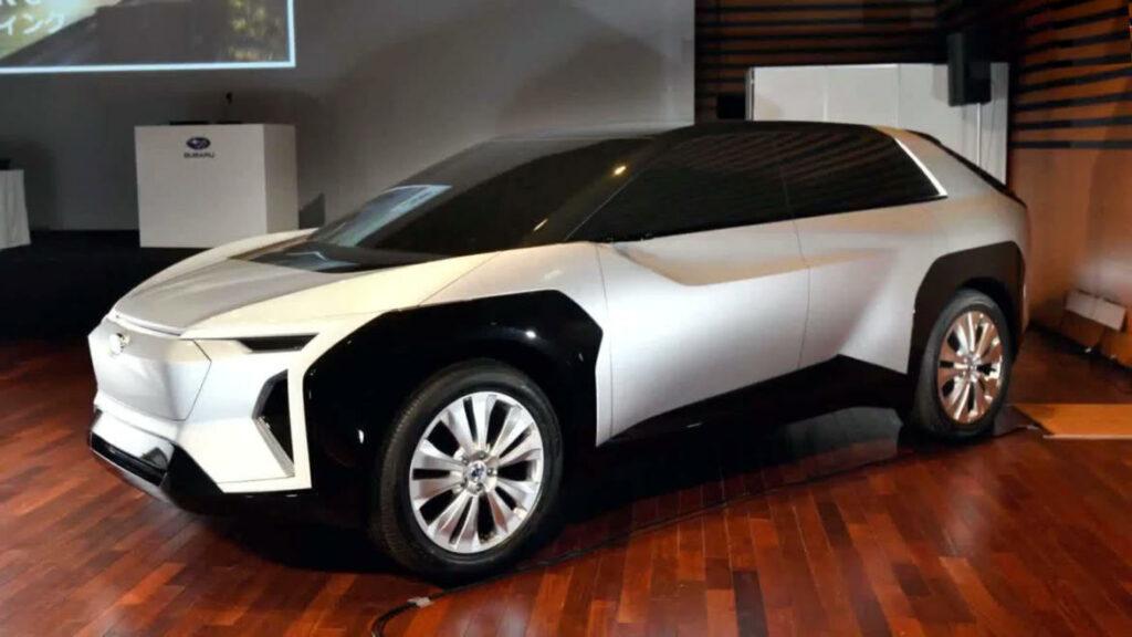 elektrische Subaru Evoltis