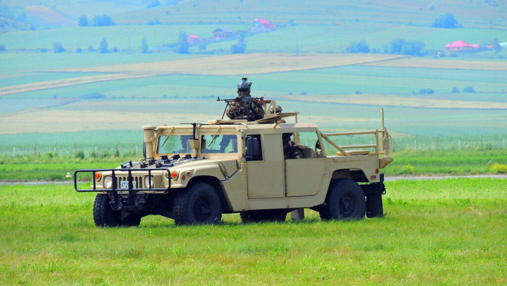Amerikaanse leger elektrificatie achterstand
