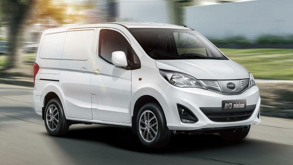 Daarom is Noorwegen hét aangewezen land om een nieuwe elektrische auto te lanceren, zoals de nieuwe elektrische bestelwagen van BYD.