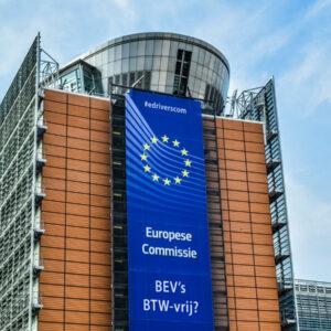 Europa aantal BEV's EAFO investeringsprogramma EU