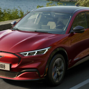 Levering Ford Mustang Mach-E volgend jaar