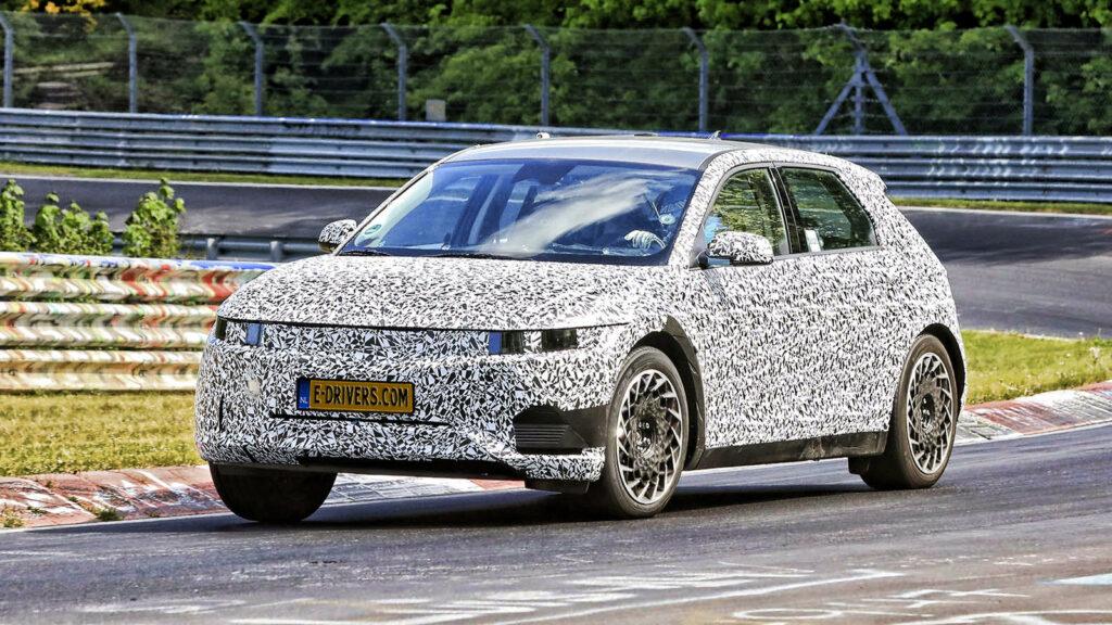 Hyundai 45 krijgt snelladen met 200 kw dankzij 800-volt