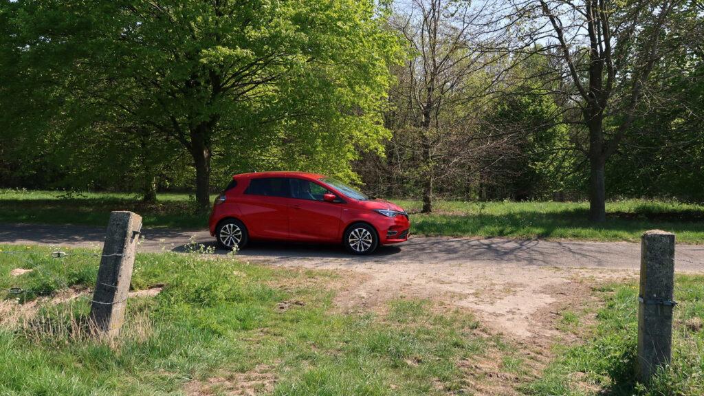 Renault Zoe duurtest deel 2