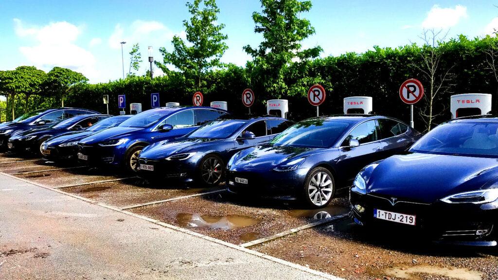 Europese markt EV's stijgt fors ondanks coronacrisis
