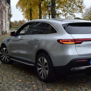 Mercedes EQC onderscheidend design