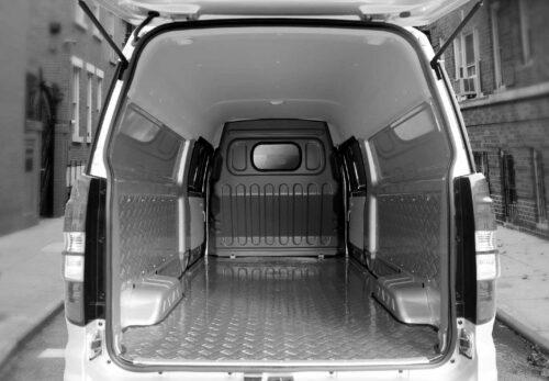 NME Cargo Van elektrische bestelwagen