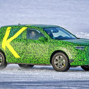 Opel Mokka elektrisch