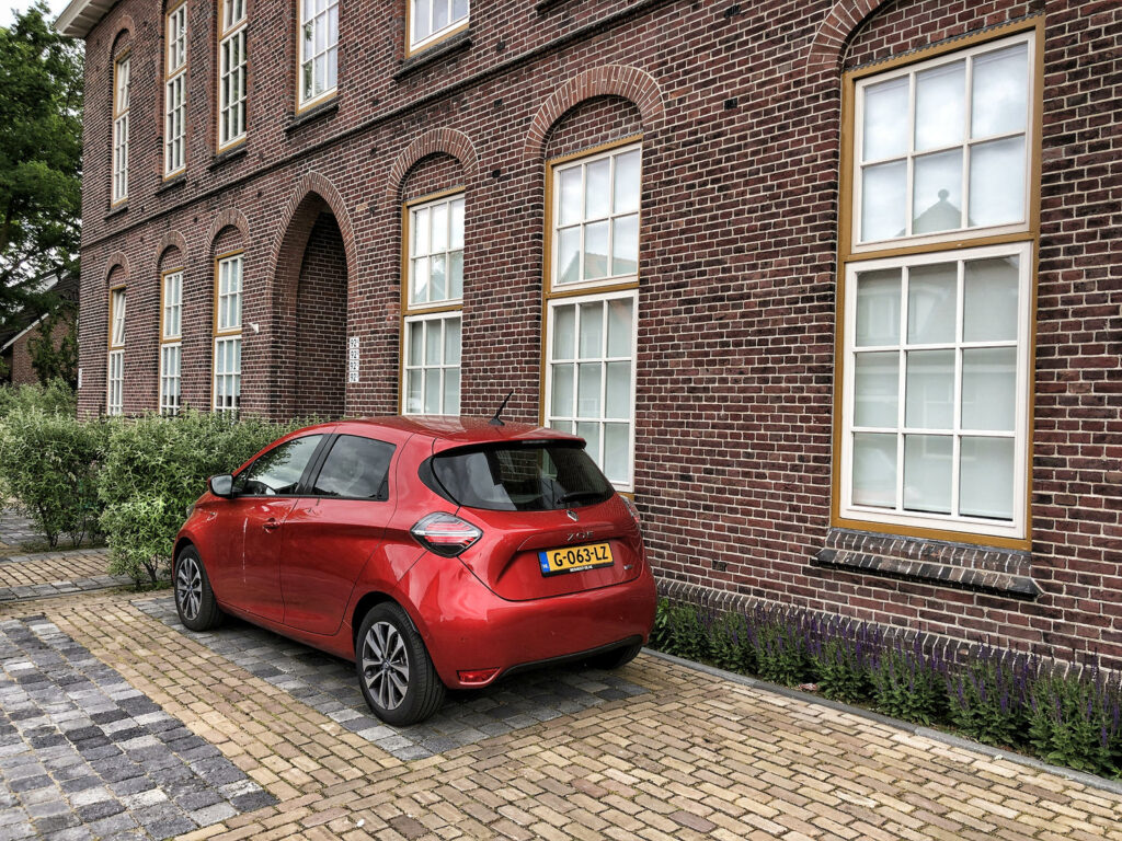 Renault Zoe review test