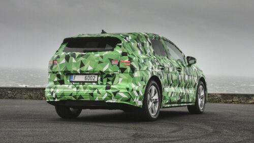 Škoda Enyaq iV elektrische SUV