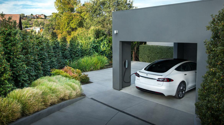 Tesla Model 3 bi-directioneel laden
