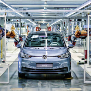 Volkswagen ID.3 problemen software