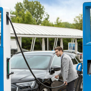 Duitsland tankstations laadpunten