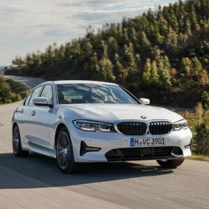 elektrische BMW 3-serie