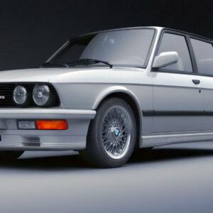 Nieuwe BMW M5 elektrisch