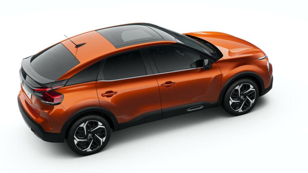 Citroën ë-C4 elektrische cross-over