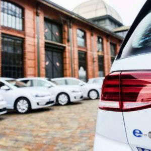 verkoop elektrische auto's