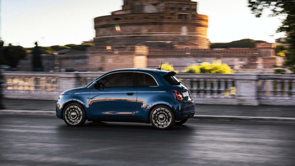 elektrische Fiat 500e