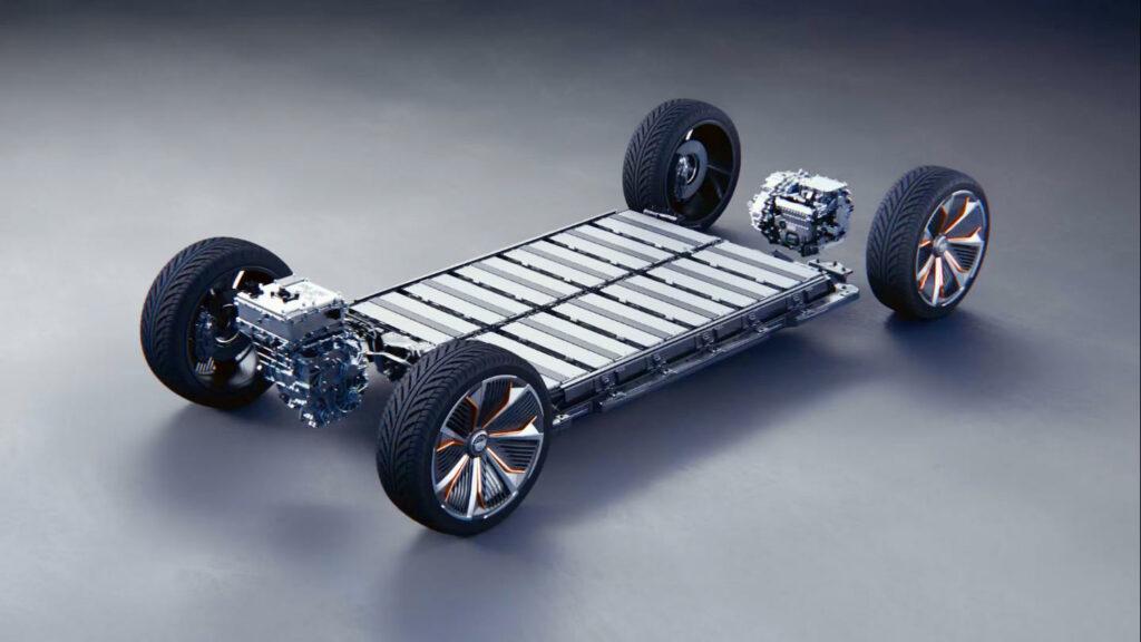 General Motors elektrische bestelwagen