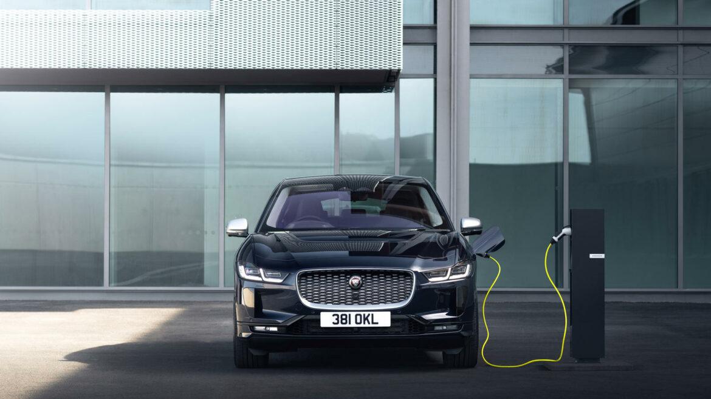 Jaguar I-Pace 11 kW lader